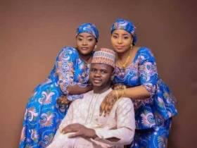Why I Married Two Wives On Same Day - Babangida Sodiq Adamu