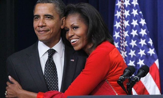 Barack and Michelle Obama named Most Admired People in the World