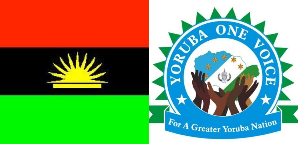Biafra, Oduduwa Nations: IPOB, Yoruba group unites, reveal plans