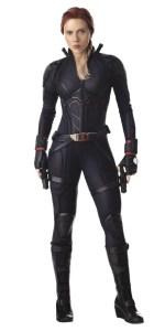 Black Widow 's alternative death in 'Avengers: Endgame' released