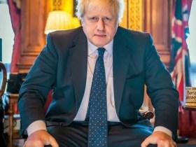 Boris Johnson in hospital for Coronavirus after suffering for Ten Days.