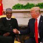US riot: Learn from Buhari who is a 'true democrat', APC urges Trump