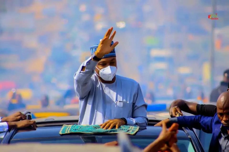Dissecting Senator Bukola Saraki's homecoming to Kwara