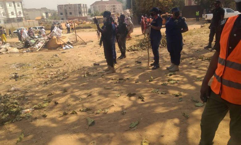 COVID-19: FCTA demolishes 5 wrestling and drama theatres