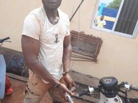 Notorious Nnewi Criminal, Chiemezie Kenneth Aligu, arrested by Police