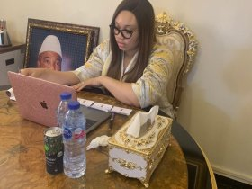 About Chioma Uzodinma's meeting on Rape with First Ladies