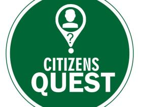 Re: Protest on the East-West Road by Youths - Citizens Quest