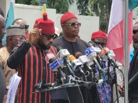 Nigeria opposition parties call for impeachment of Buhari, Lawan, Gbajabiamila