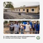 College of Education in Abudu will strengthen teachers in tech – Obaseki
