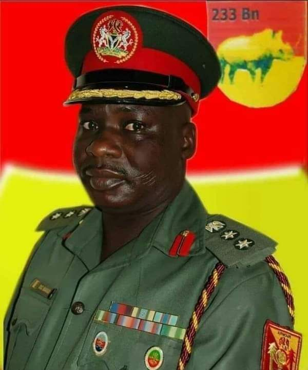 Boko Haram kills Nigerian Army commander, Bako in Borno