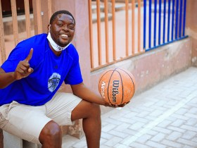 Ayo Charity Foundation Empowers Children of Nigerian Red Cross Society with a Basketball Court