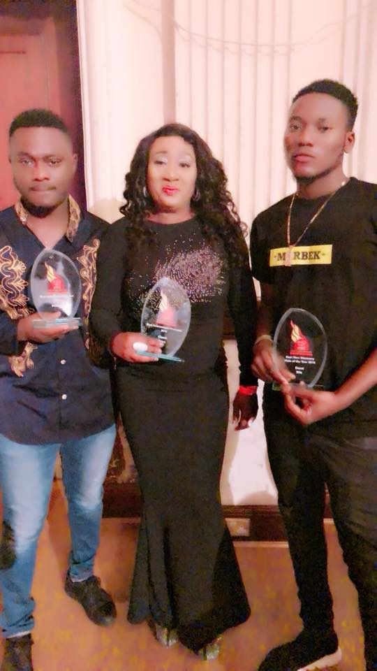 DBE Awards 2018: Damibliz wins Best New Discovery Male of the year
