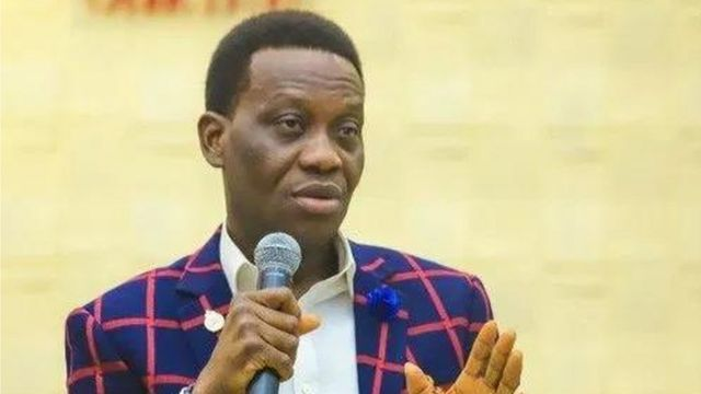 Dare: Obaseki commiserates with Pastor Adeboye over son's passing