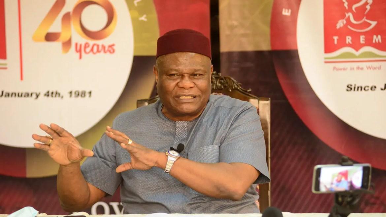 Why I don't want an Igbo man to succeed Buhari - Mike Okonkwo of TREM