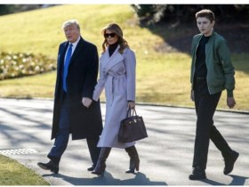 Barron Trump: How tall he is that got people talking