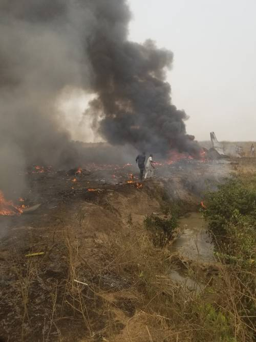 Engine Failure: Names Of Air Force Officers Killed In Abuja Plane Crash