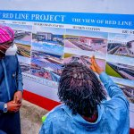Sanwo-Olu flags-off first phase of the Lagos Rail Mass Transit (LRMT) Red Line project