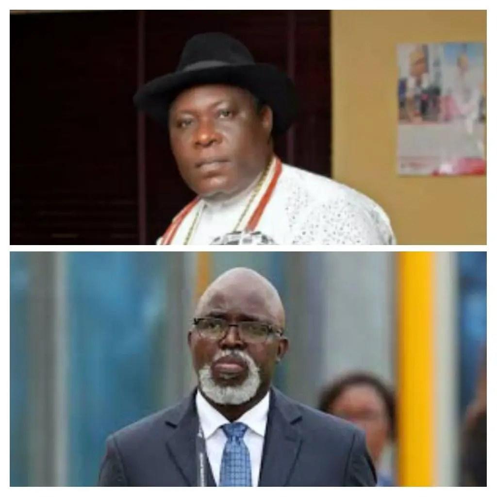 FIFA Stadium in Ugborodo: Ereyitomi commends NFF Boss, Amaju