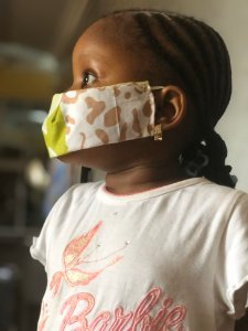 Cloth Face Mask can't Protect you Completely, says NCDC