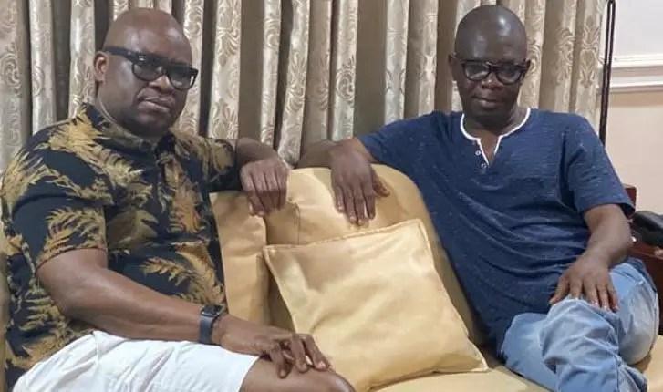 Ondo State: Return To PDP - Fayose urges Agboola Ajayi