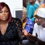 Bamidele Salam sympathises with Funke Akindele.