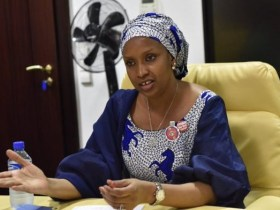 President Buhari suspends Hadiza Bala Usman as NPA MD, orders probe