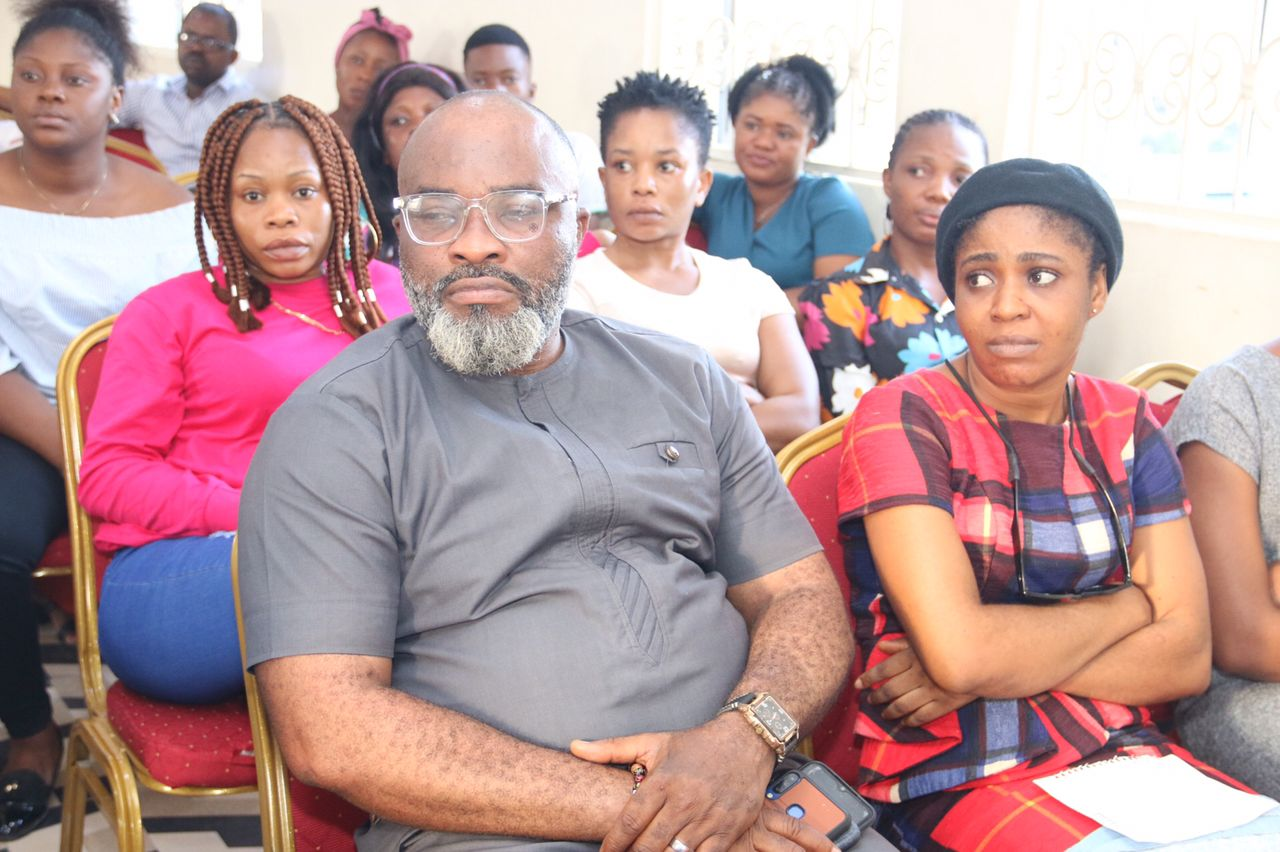 Ukai, others at Breast Cancer Campaign Volunteers Meeting in Akwa Ibom