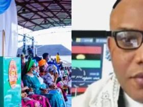 Hope Uzodima wants to be the Sariki of Imo state - Nnamdi Kanu