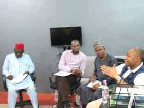 Gombe State Government in Anambra to check state's health