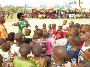 Children's Day: Senator Ekwunife focuses on responsible society