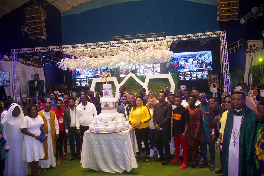 Accolades as Prophet Jeremiah Omoto Fufeyin clocks 50years on Earth