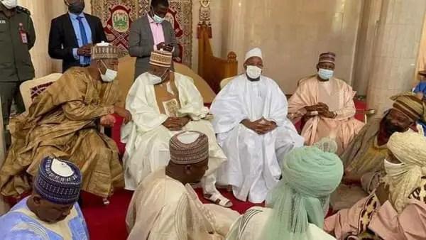 Buhari's Son, Yusuf, Set To Marry, Engages Emir Of Bichi's Daughter