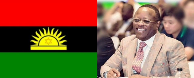 IPOB reacts to Umahi's attempt to create another Eastern Security outfit