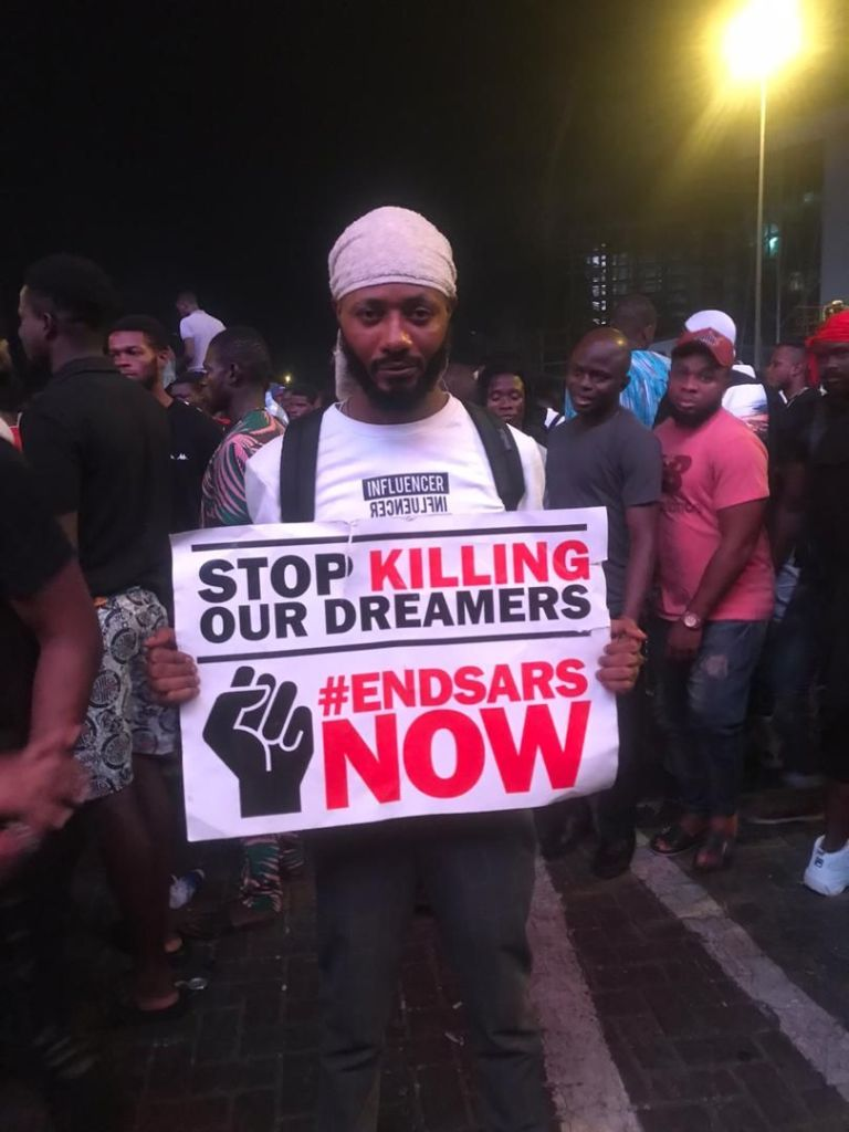#ENDSARS PROTEST: A Clarion Call To Reform And Overhaul NPF