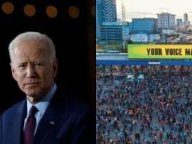 Joe Biden led-govt. faults fatalities recorded during #EndSARS protests