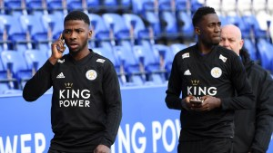 Sunday Oliseh praises Kelechi Iheanacho and Wilfred Ndidi for their wins