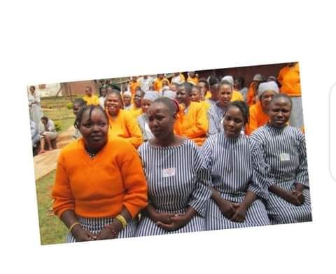 Female prison inmates in Kenya demand for sex