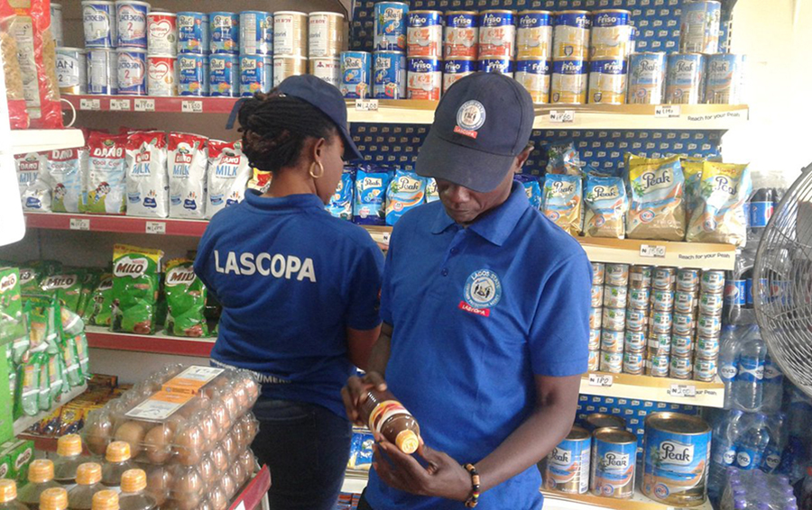 Expired Curry Powder: Lagos State government seals warehouse