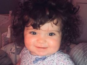 A Miracle baby born after 8 miscarriages is mistaken for toddler