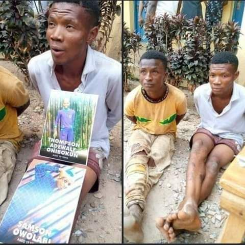 Man Kidnapped and Killed his Nephews with Fulani Herdsman
