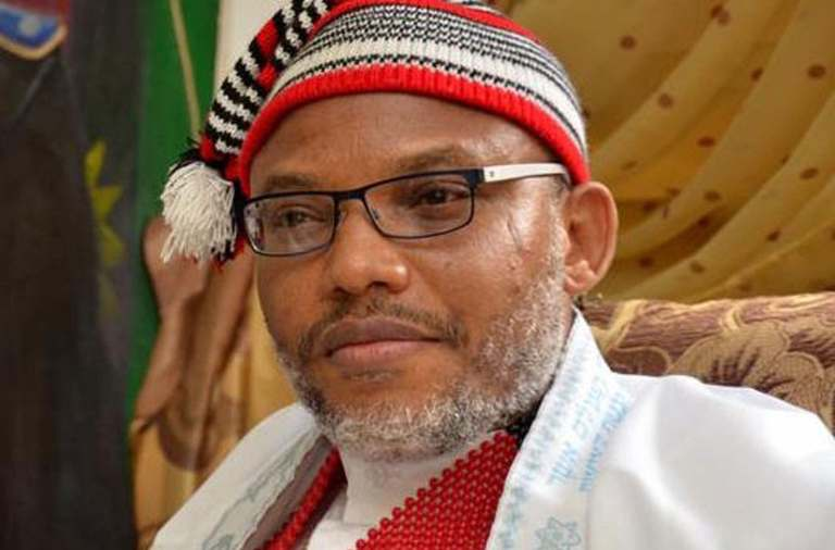 Court issues trial notice on Nnamdi Kanu's alleged treason charges