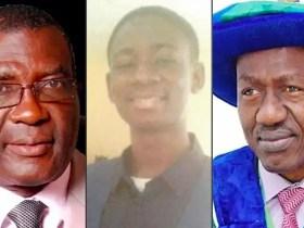 About John Oluwanifemi Olajide, missing student of Caleb University