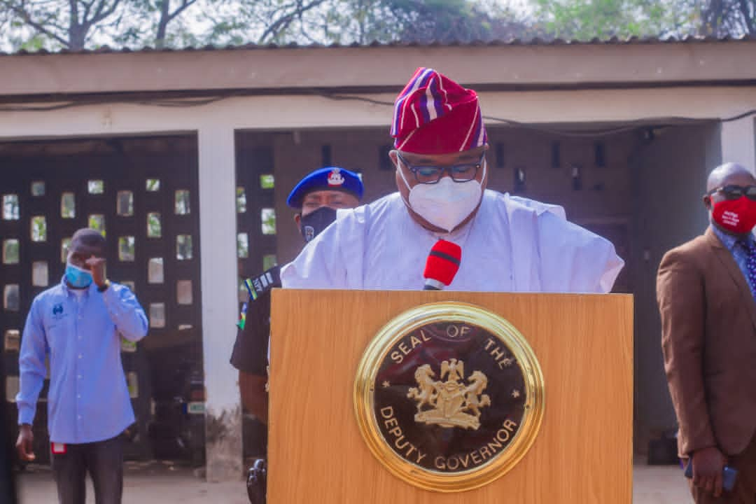 """""""We Will Never Abandon Our People"""" – Kwara Government"""