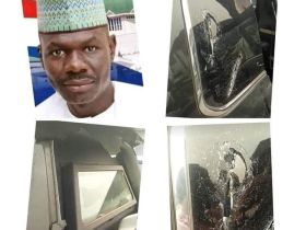 Angry youth attack House of Rep member over non-performance and failed promises