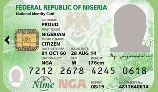 Stop selling your National Identity Number (NIN), EFCC warns