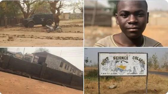 Kagara school attack: How police ignored alert on bandits' presence