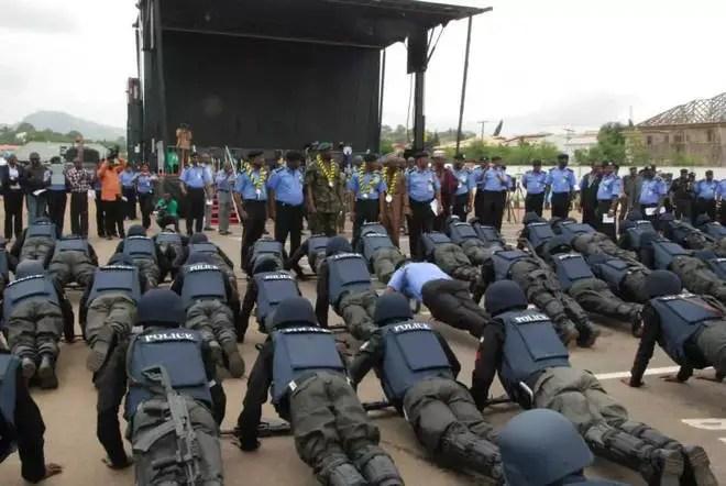 IGP Adamu sets up SWAT team to replace SARS
