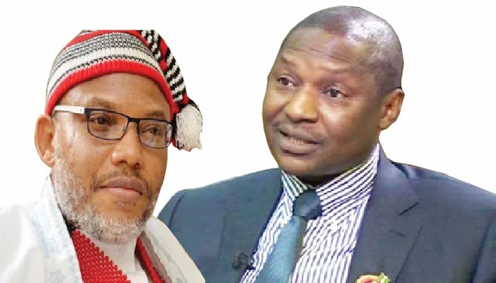 DID NNAMDI KANU SET THE NIGERIAN GOVERNMENT UP?