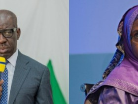 Obaseki fires back at Zainab Ahmed, over denial of printed N60bn