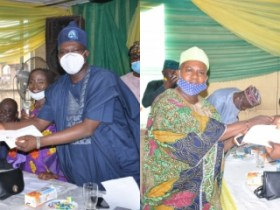 Ogun Govt. Grants N85.5M To CDAs, Council For Self-Help Projects